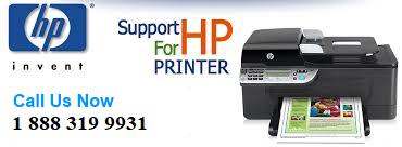 HP support for printer